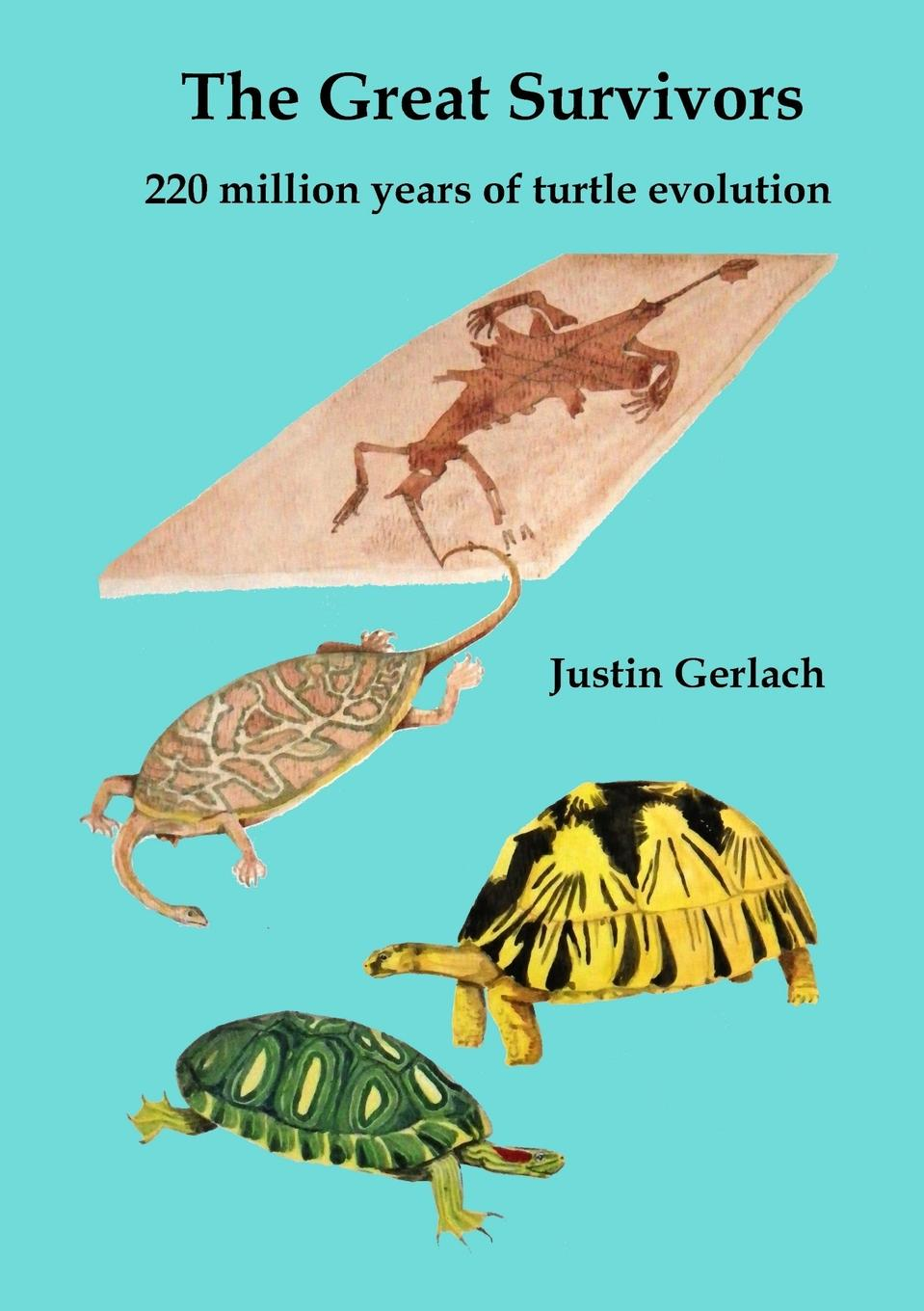 Justin Gerlach The Great Survivors lieberman bruce s prehistoric life evolution and the fossil record