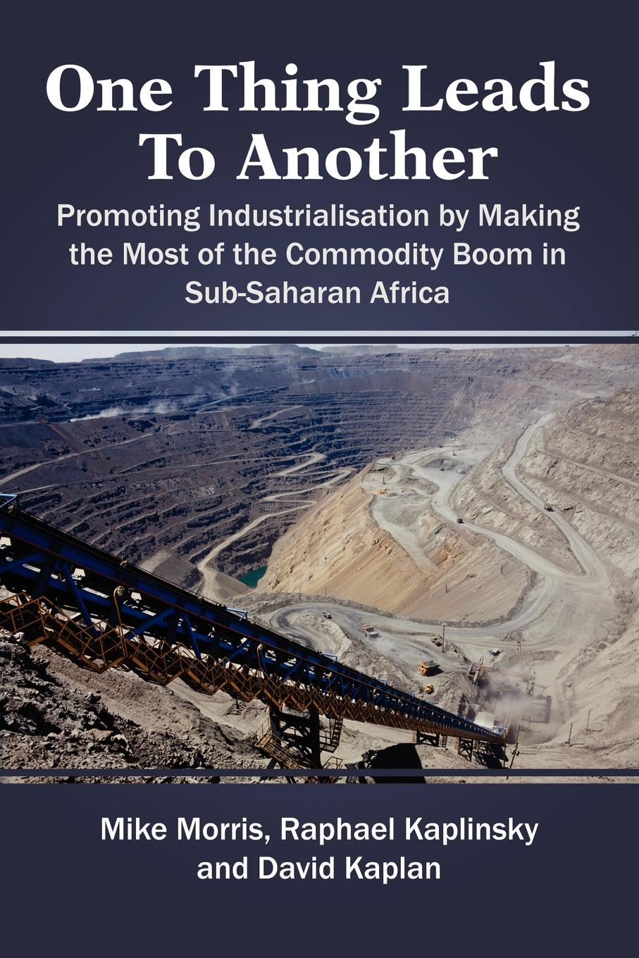 One Thing Leads to Another. Promoting Industrialisation by Making the Most of the Commodity Boom in Sub-Saharan Africa Over the past four decades, policy makers and stakeholders have...
