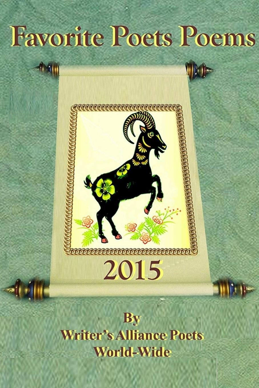 Alliance Poets World-Wide Favorite Poet.s Poems 2015 все цены