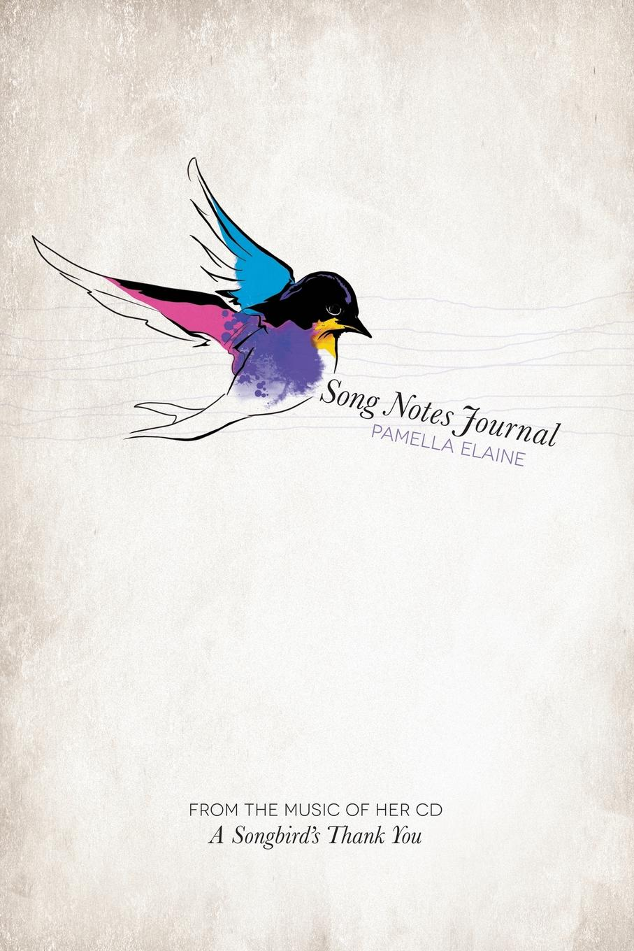 PAMELLA ELAINE SONG NOTES JOURNAL 100 things to do on a journey