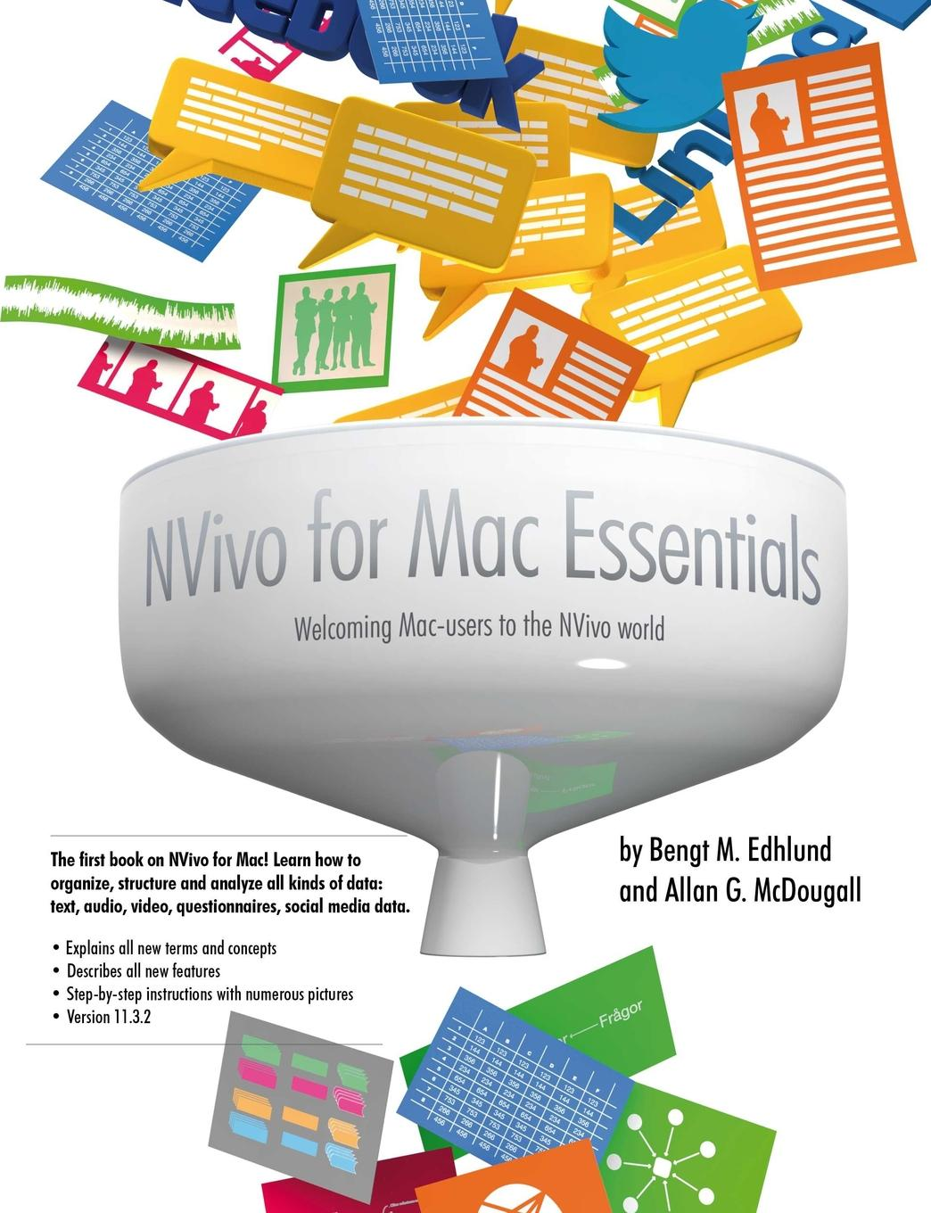Bengt Edhlund, Allan McDougall NVivo for Mac Essentials realand tcp ip biometric fingerprint and rfid card time attendance for 2000 users with free different language software and sdk