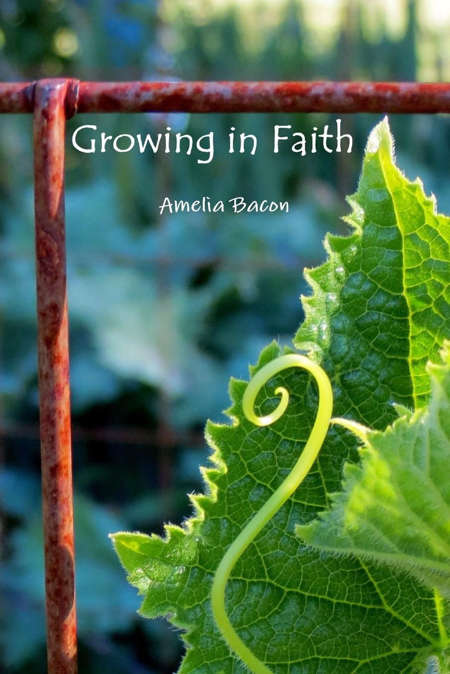 Фото - Amelia Bacon Growing in Faith Journal agent based snort in distributed environment