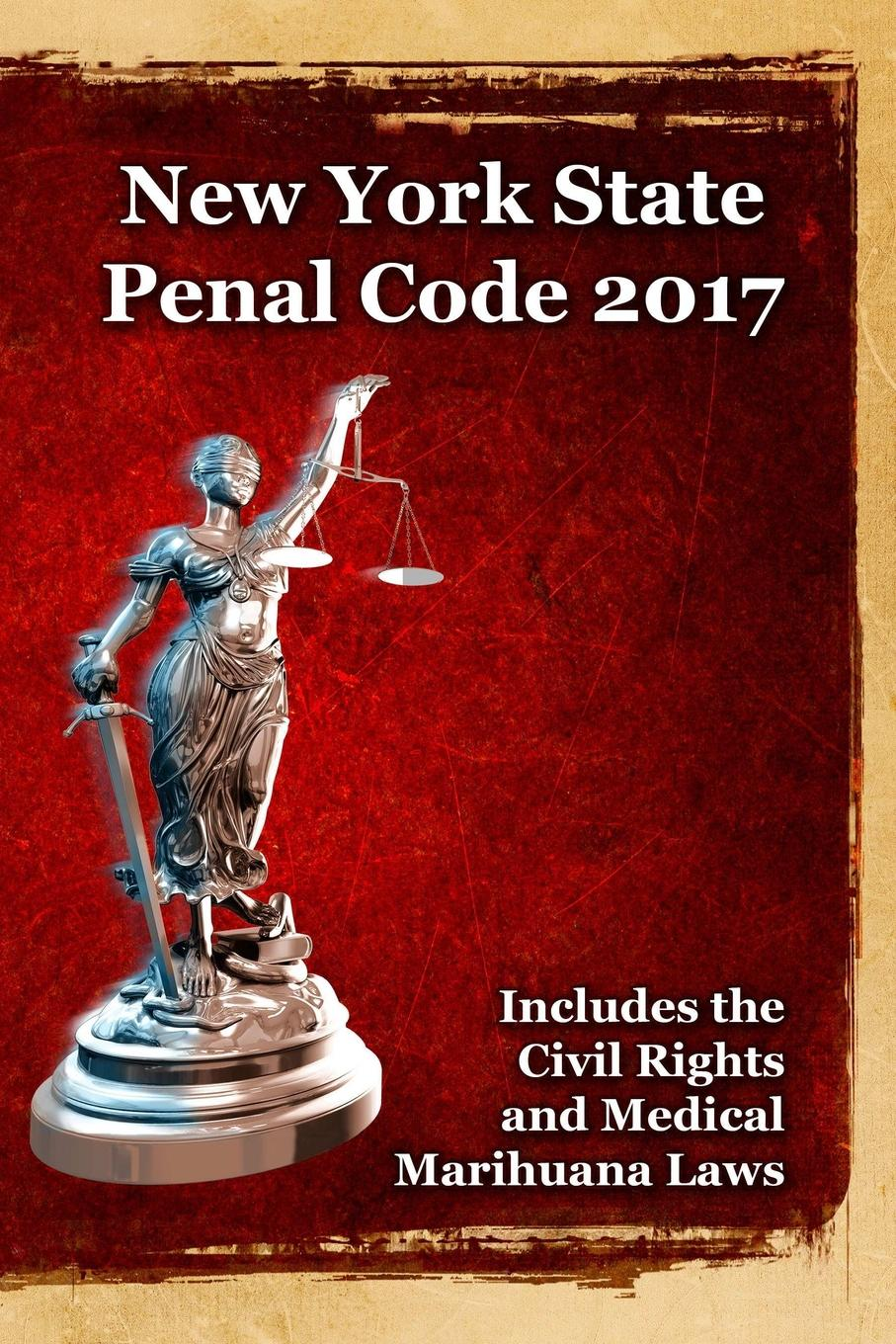 John Snape New York State Penal Code 2017 edited by alison dunn the voluntary sector the state and the law