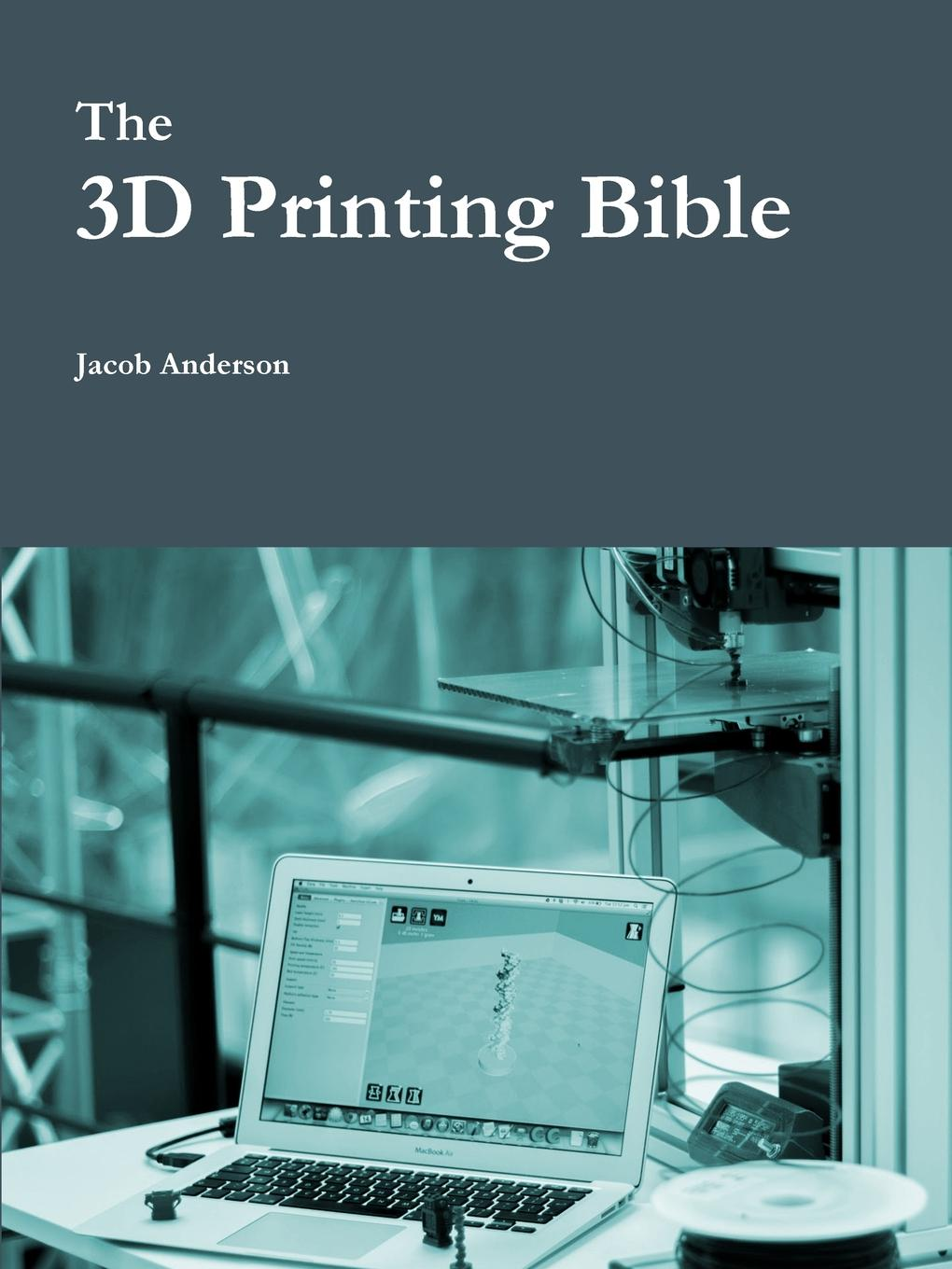 Jacob Anderson The 3D Printing Bible jgaurora a5 updated large printing size 3d printer