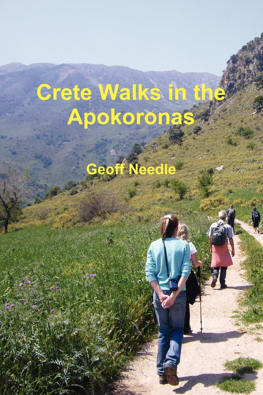 Geoff Needle Crete Walks in the Apokoronas