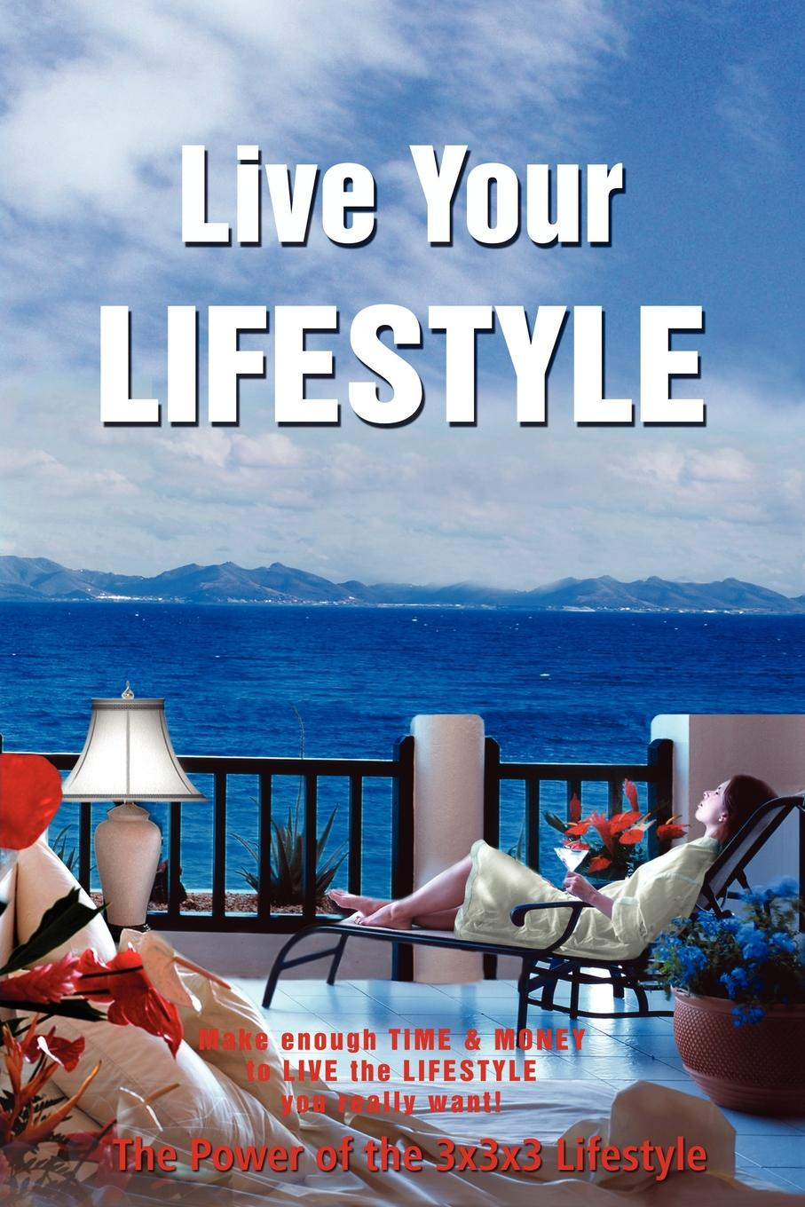 JD Live Your Lifestyle this book loves you