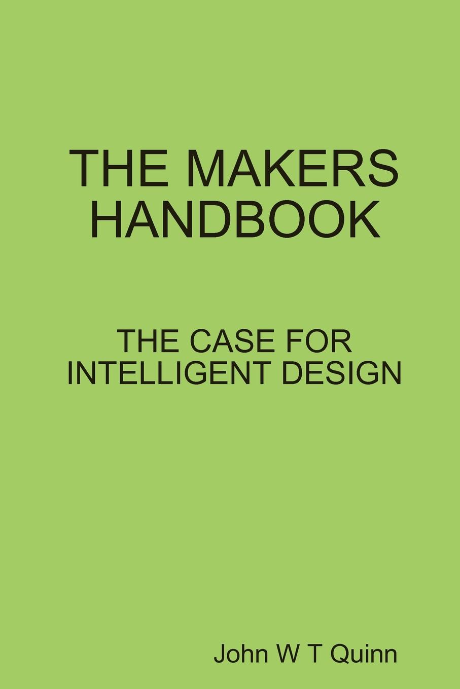 JWT QUINN THE MAKERS HANDBOOK baumer stefan handbook of plastic optics