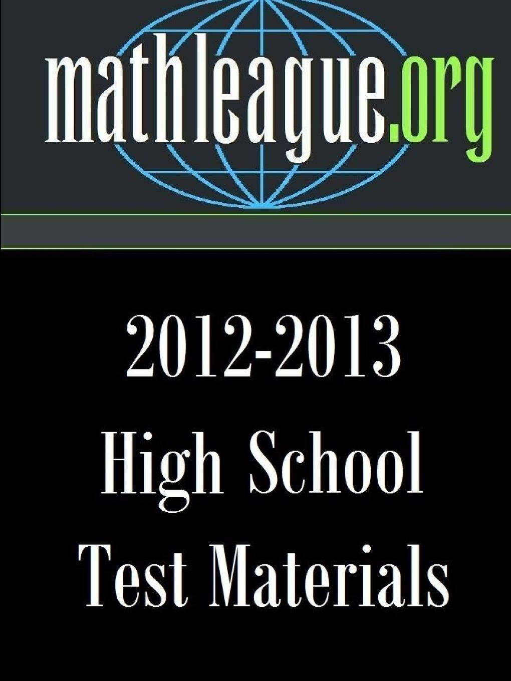 Tim Sanders High School Test Materials 2012-2013 discover english level 1 test book
