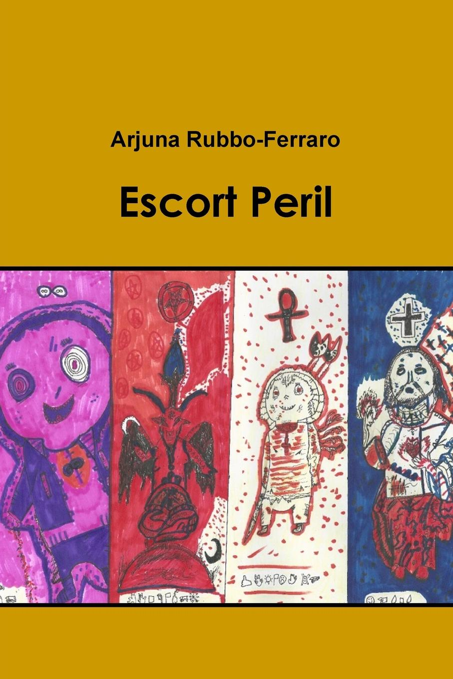Arjuna Rubbo-Ferraro Escort Peril canyon of lost souls
