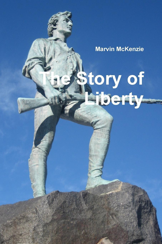 Marvin McKenzie The Story of Liberty свитшот print bar monster of liberty
