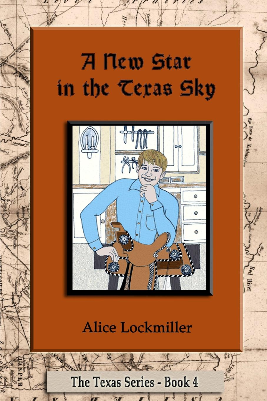 Alice Lockmiller A New Star in the Texas Sky