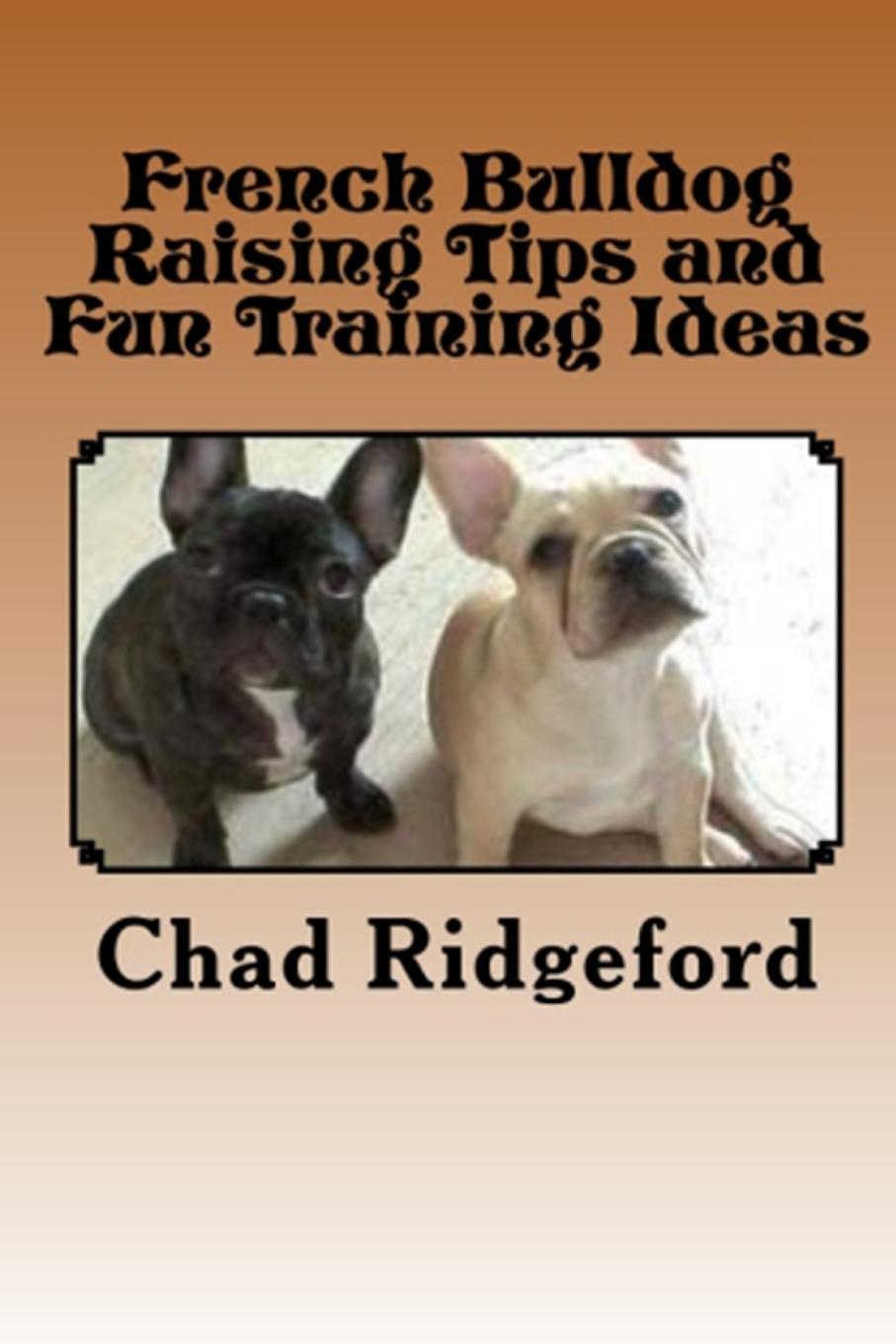Chad Ridgeford French Bulldog Raising Tips and Fun Training Ideas risk why smart people have dumb accidents and what we can learn from them