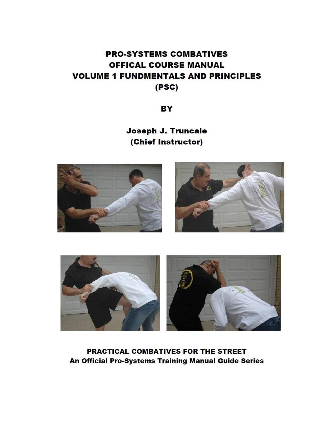 Joseph Truncale Pro-Systems. Combatives Volume One computer counters ii marine counters counters magnet sensor is simple and easy to install