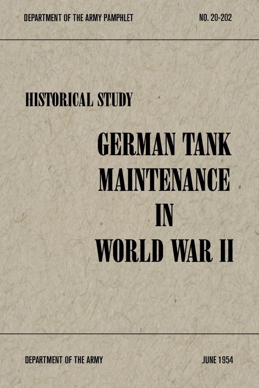 Historical Division EUCOM German Tank Maintenance in World War II original oem chip resetter for t6710 t6711 maintenance tank printers