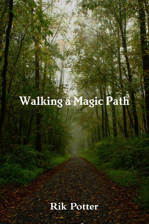 Rik Potter Walking a Magic Path magic of jell o the