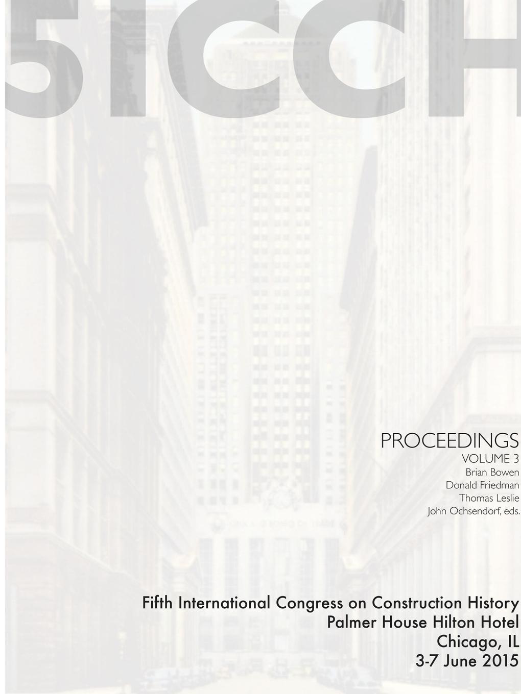 Donald Friedman, Brian Bowen, Thomas Leslie 5ICCH Proceedings Volume 3 proceedings of the international congress of mathematicians berlin 1998 комплект из 3 книг