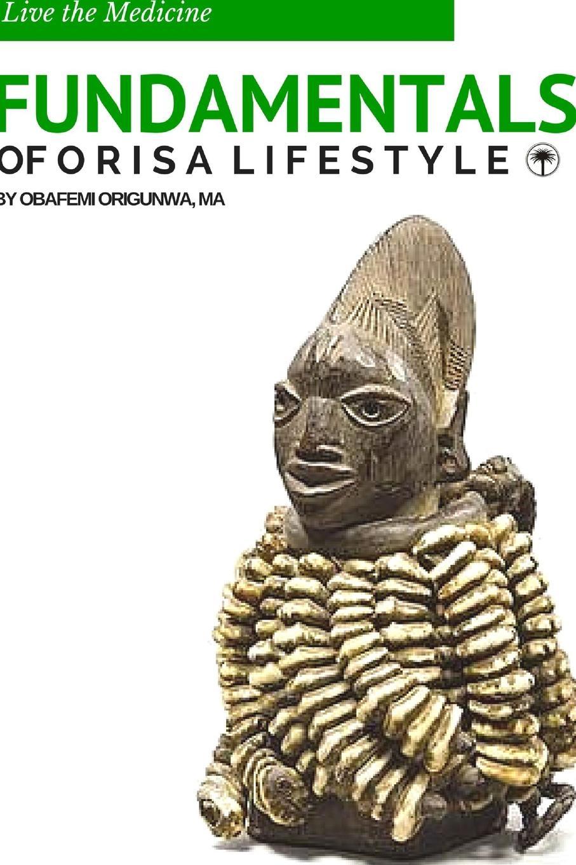 Obafemi Origunwa Fundamentals of Orisa Lifestyle все цены