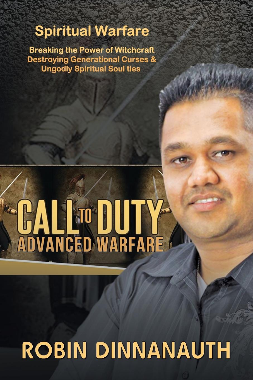 купить Robin Dinnanauth Call to Duty Advanced Warfare по цене 1477 рублей