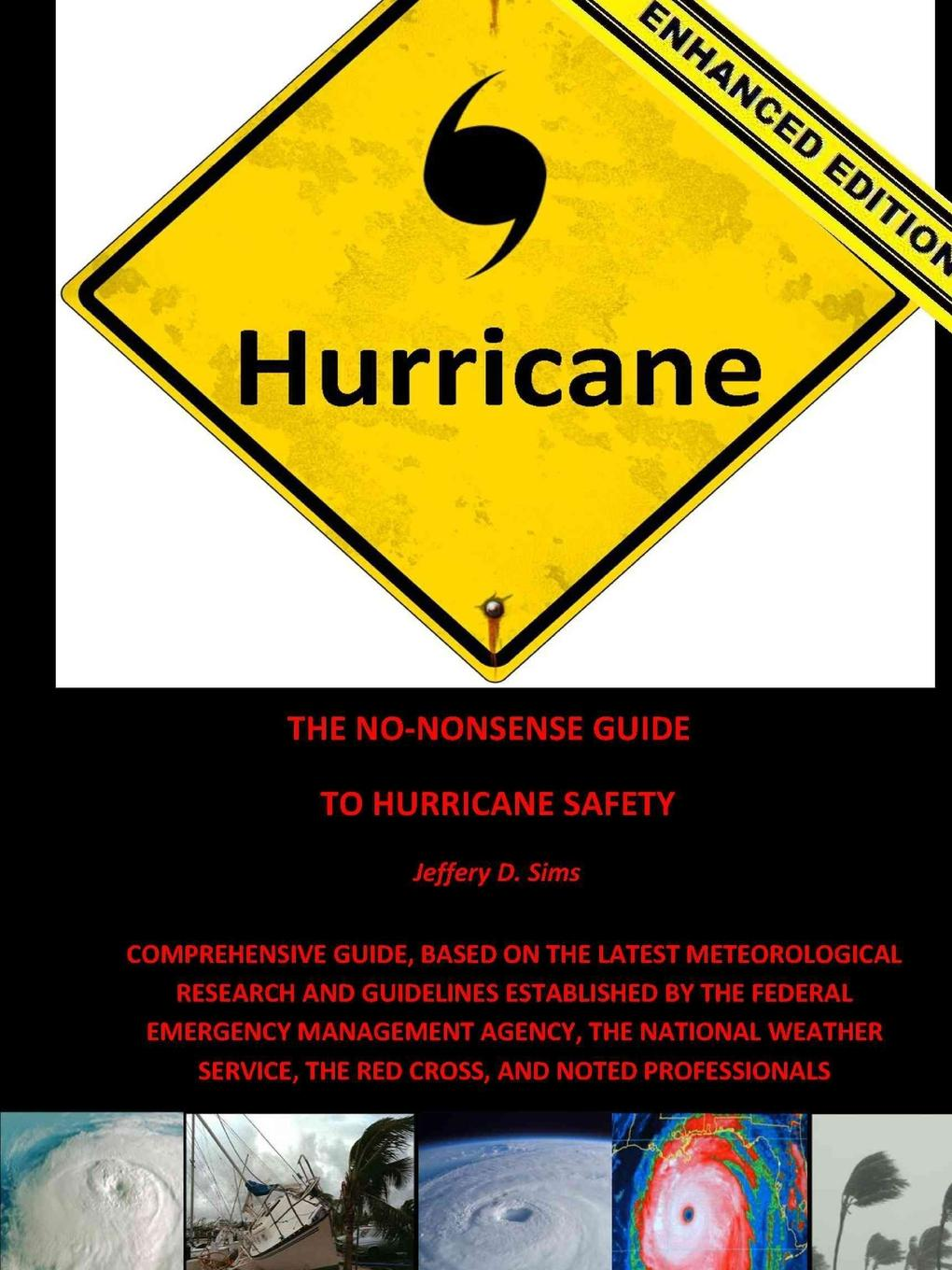 Jeffery Sims The No-Nonsense Guide To Hurricane Safety (Enhanced Edition) chauvet dj hurricane 700