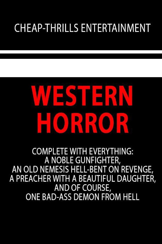 Richard Garrison Western Horror coico richard immunology a short course