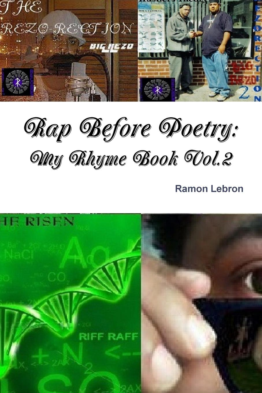 Ramon Lebron Rap Before Poetry. My Rhyme Book Vol.2 nba cavaliers lebron james vinyl action figure toy