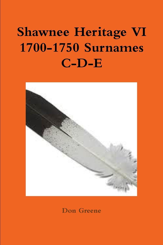 Don Greene Shawnee Heritage VI цены онлайн