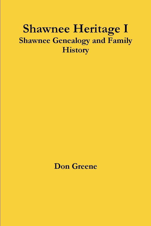 Don Greene Shawnee Heritage I цены онлайн