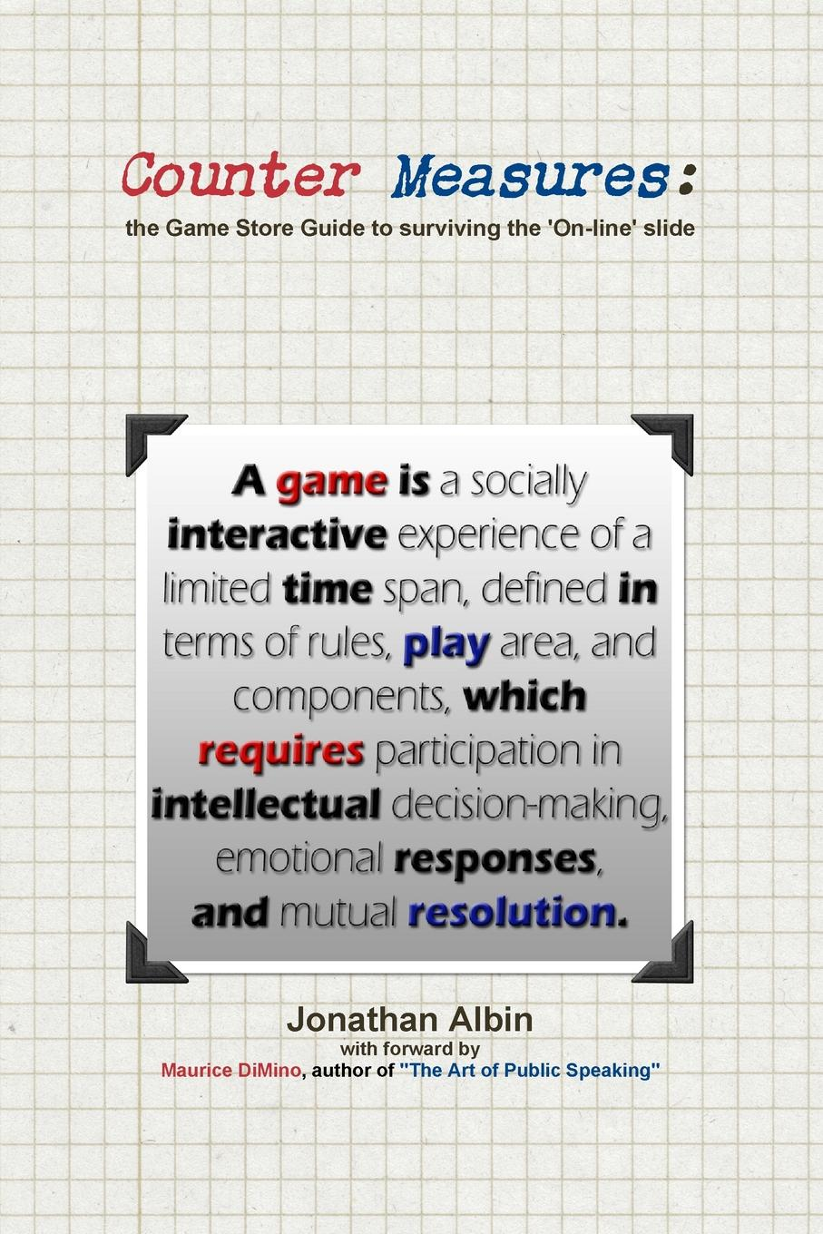 Jonathan Albin Counter Measures game changer page 4