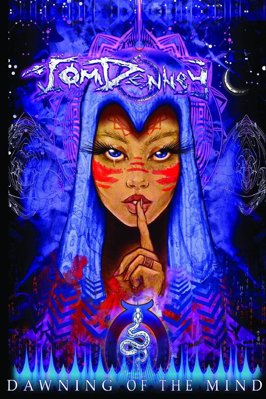 Tom Denney DAWNING of the MIND john denney the mill book 1