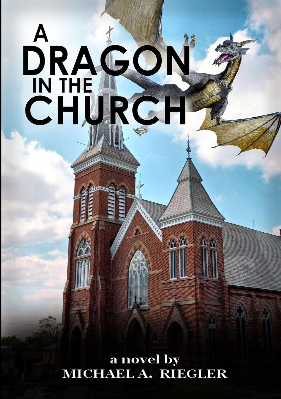 Michael A. Riegler A Dragon in the Church church s шарф