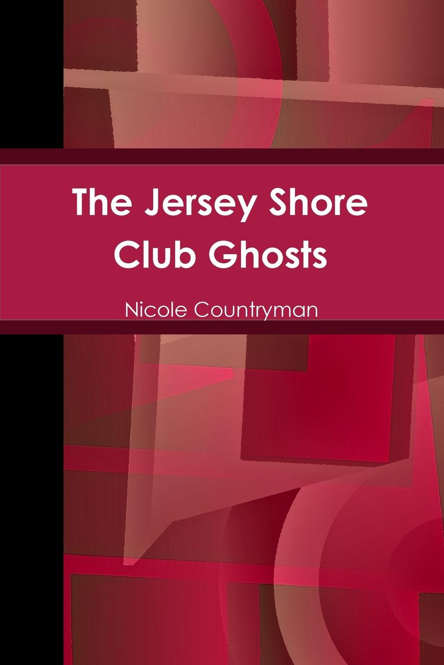 Nicole Countryman The Jersey Shore Club Ghosts printio night club