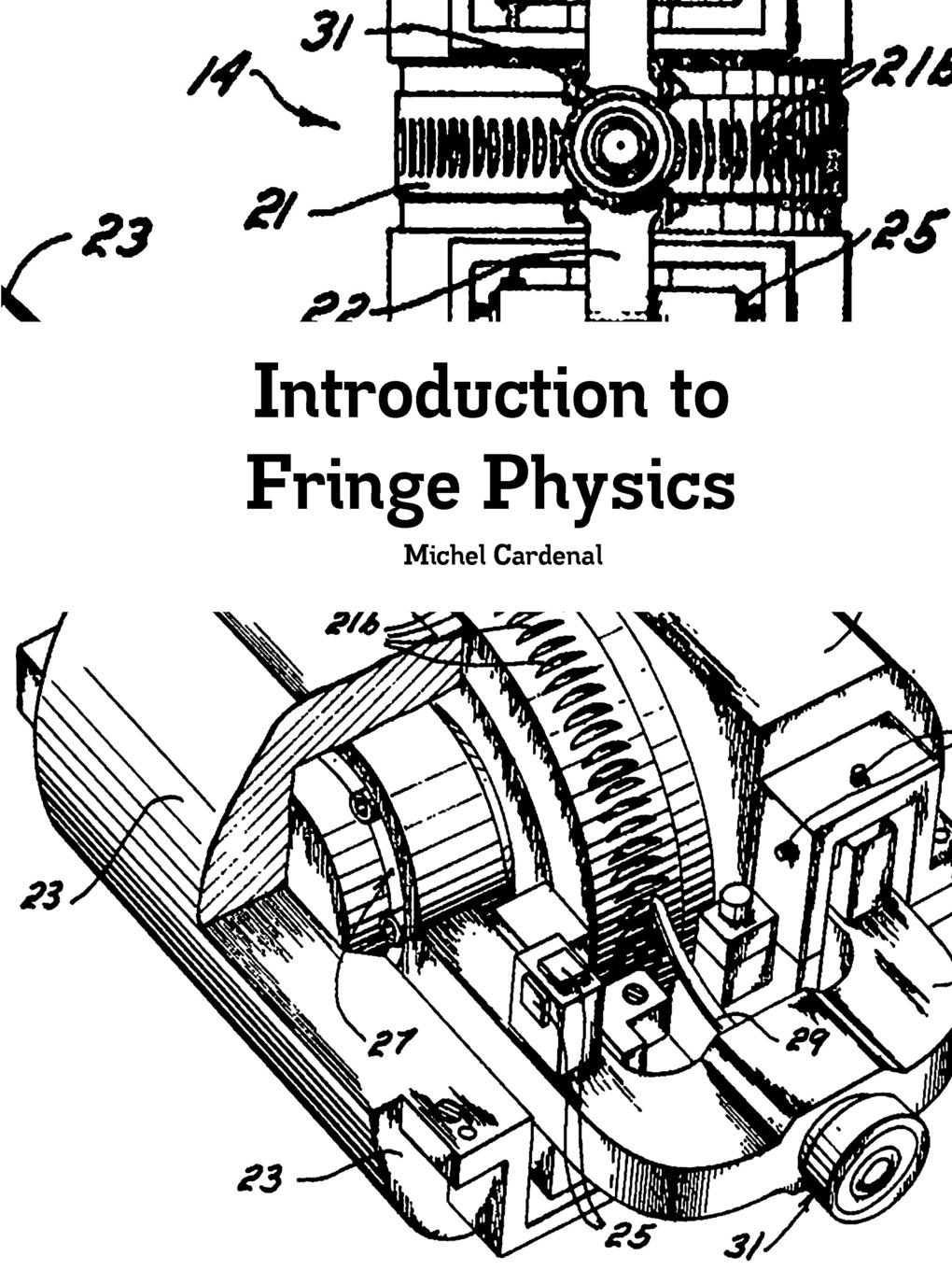 Фото - Michel Cardenal Introduction to Fringe Physics printio fringe