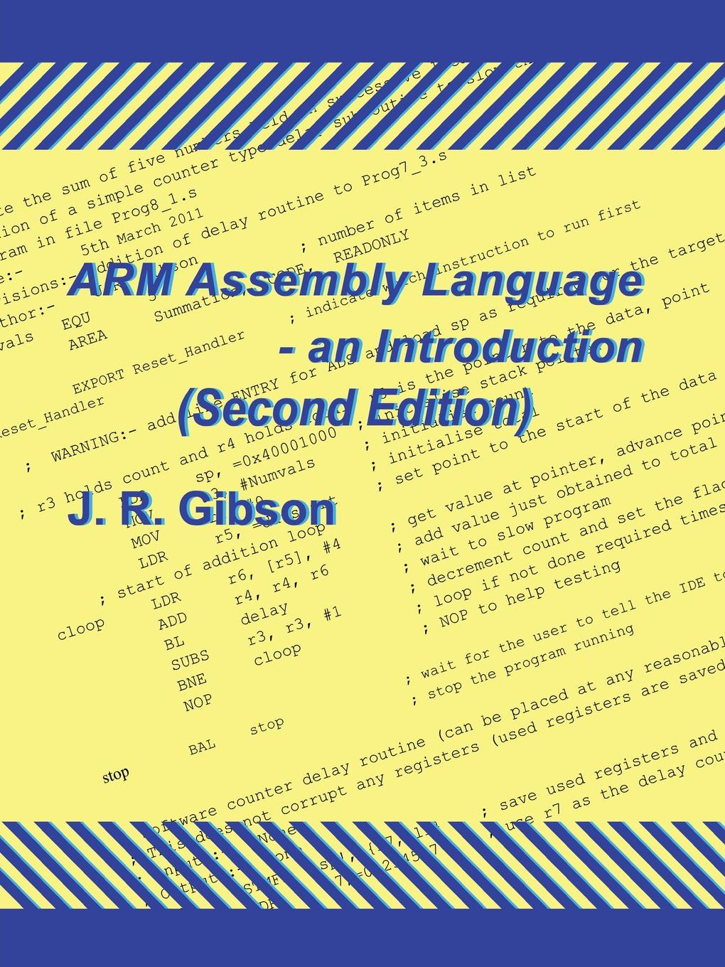 J. R. Gibson Arm Assembly Language - An Introduction (Second Edition) arm strength chest chestexpander 60kg household fitness equipment arm rod adjustable speed arm chest arm muscle training