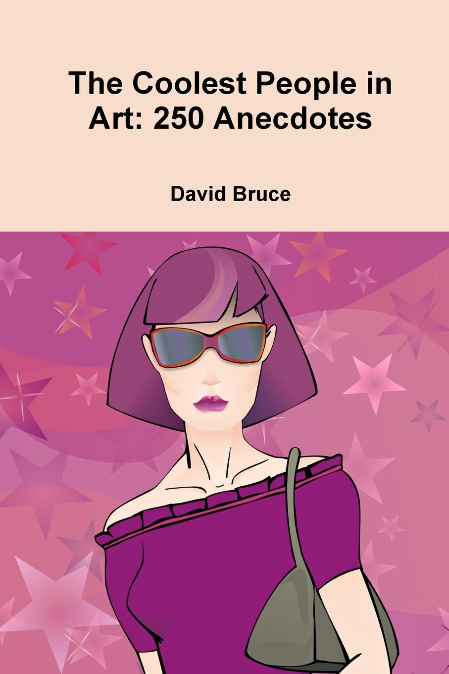 David Bruce The Coolest People in Art. 250 Anecdotes wall art sunset pyramids printed unframed canvas paintings