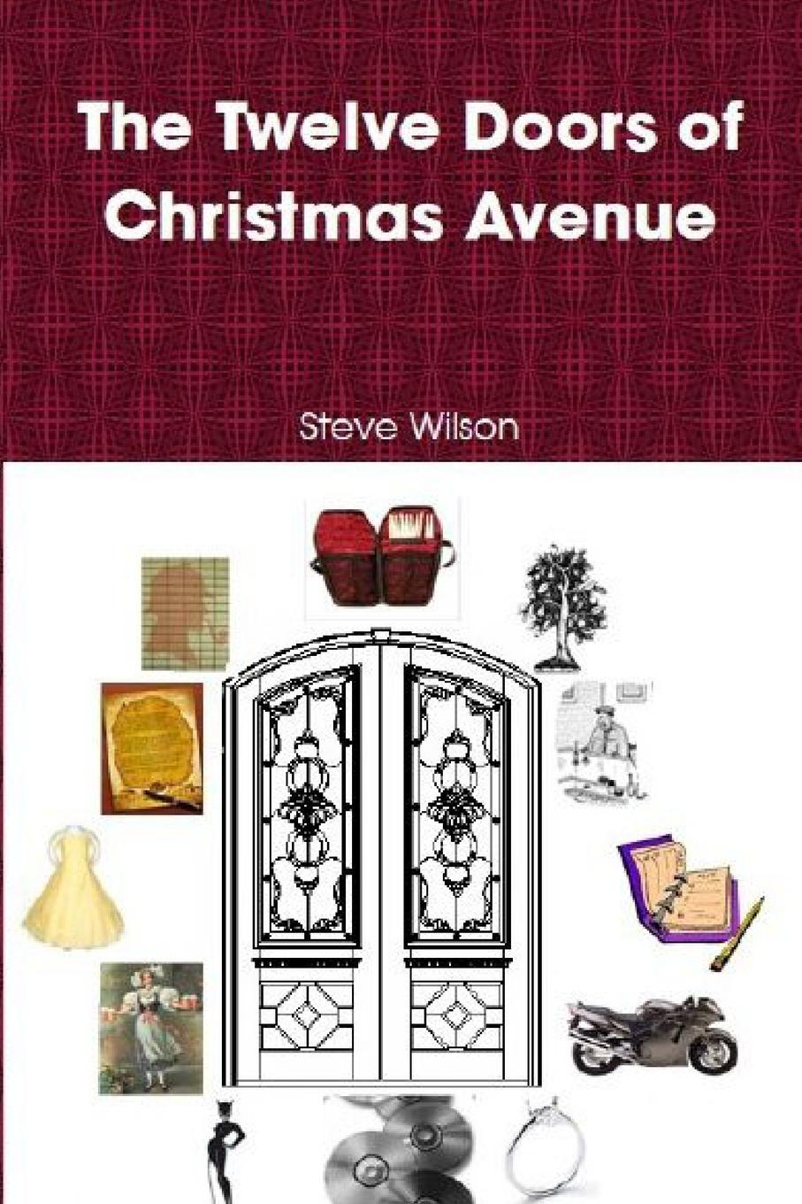 The Twelve Doors of Christmas Avenue