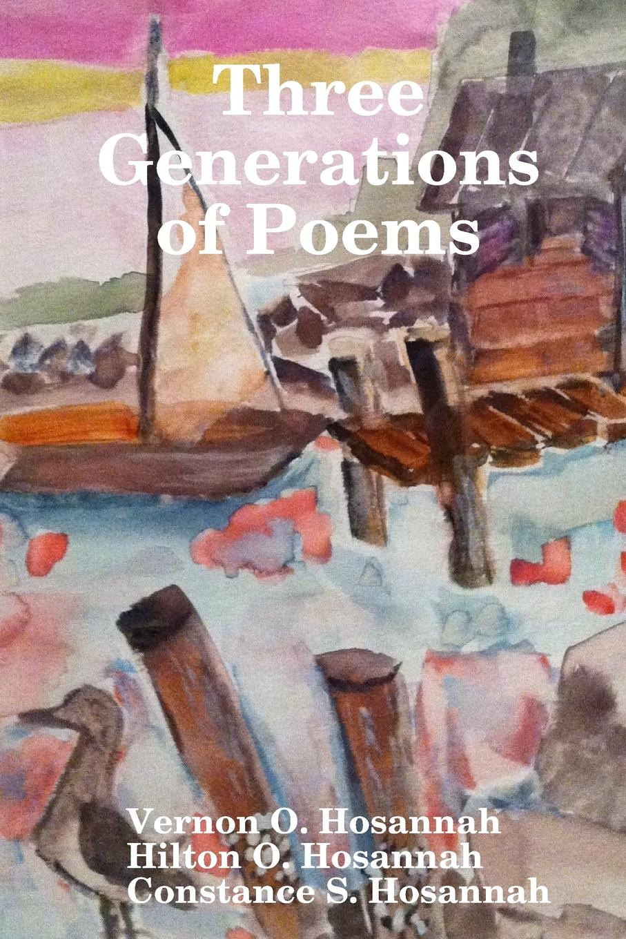 Vernon Hosannah Three Generations of Poems charents yeghishe poems of yeghishe charent