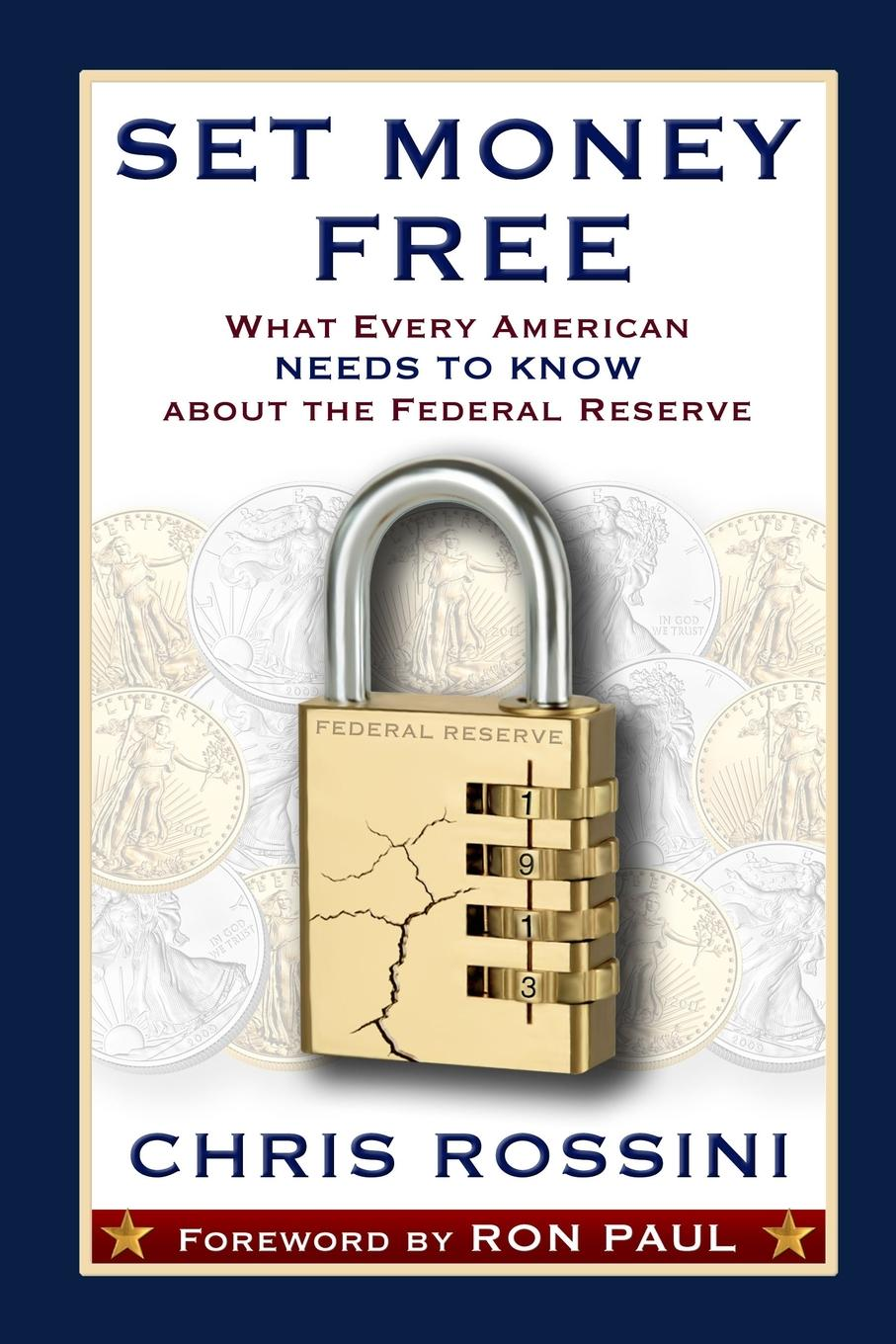Set Money Free. What Every American Needs to Know about the Federal Reserve An important work that explains the economic philosophical,...