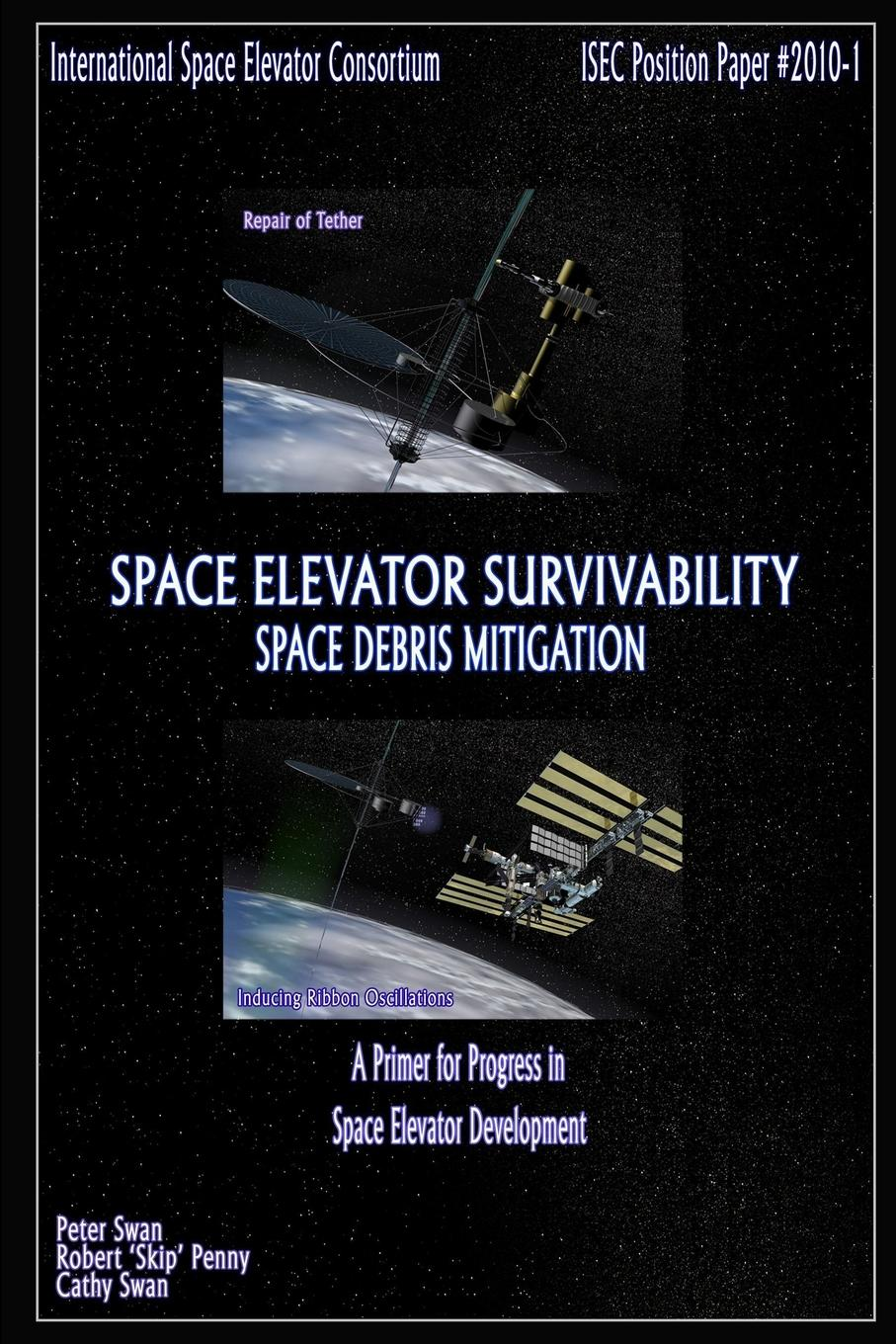 Cathy Swan, Peter Swan, Robert Skip Penny Space Elevator Survivability Space Debris Mitigation no problem the upside of saying no