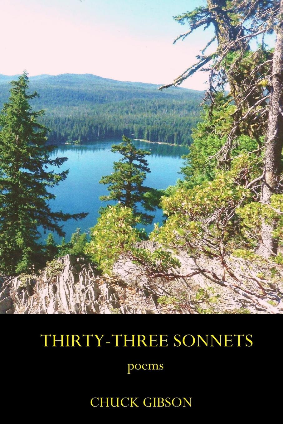 Chuck Gibson THIRTY-THREE SONNETS luis estable thirty religious sonnets