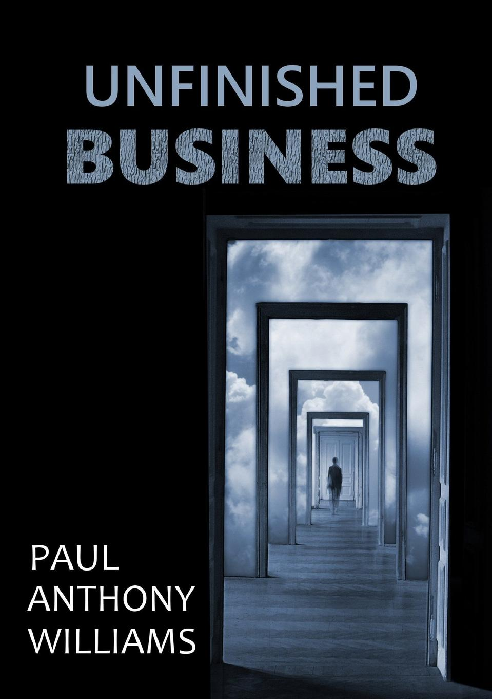 Paul Anthony Williams Unfinished Business cathy williams the truth behind his touch