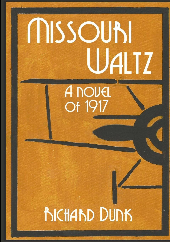 Richard Dunk Missouri Waltz. A novel of 1917 knot front zip up back skirt