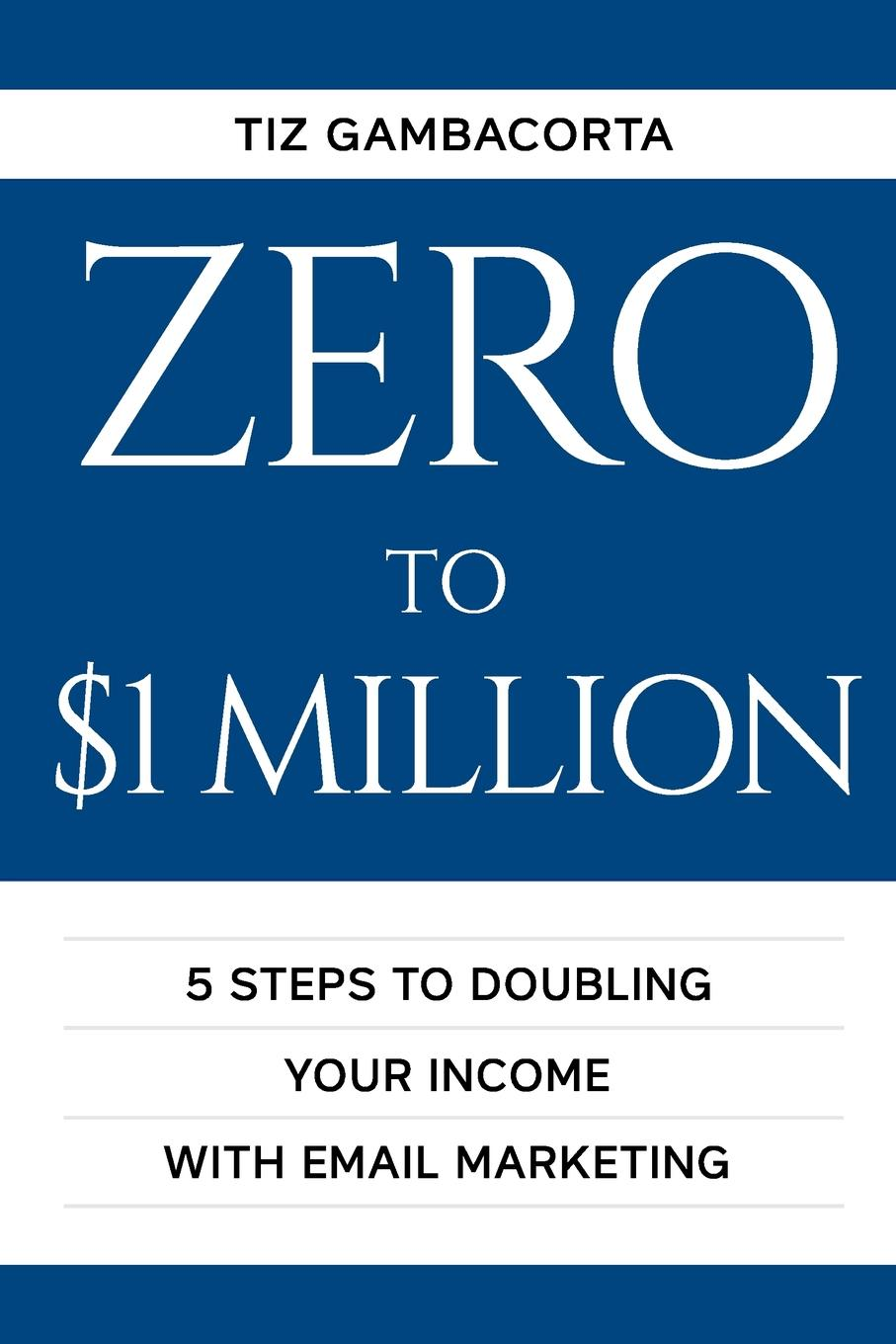 "Zero To .1 Million One of the oldest success principles out there is:""""Always..."