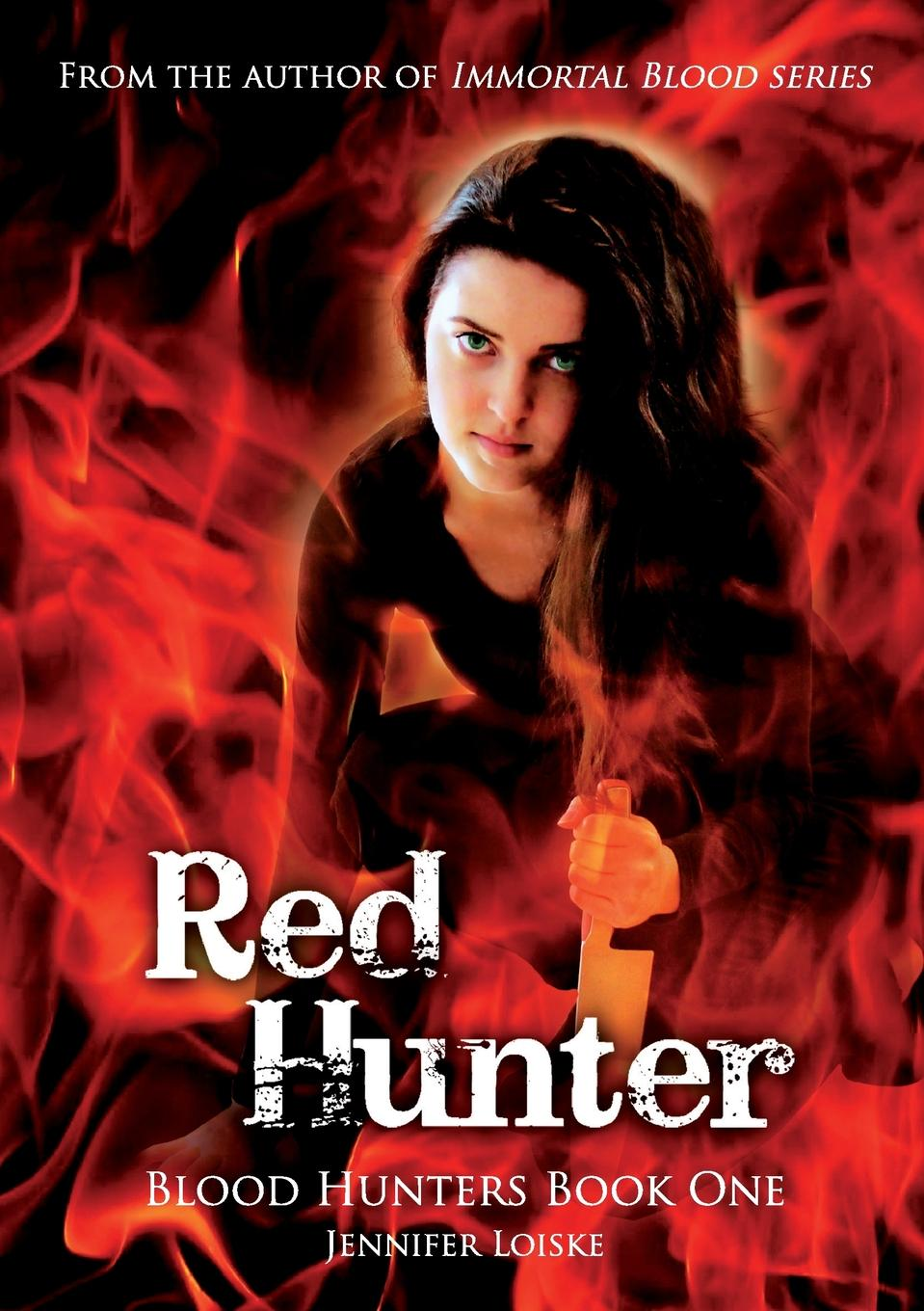 Jennifer Loiske Red Hunter jennifer armintrout blood ties book one the turning