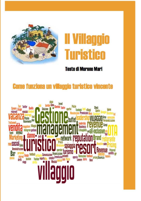 Moreno Mari Il villaggio turistico grammamia guida per l insegnante cd