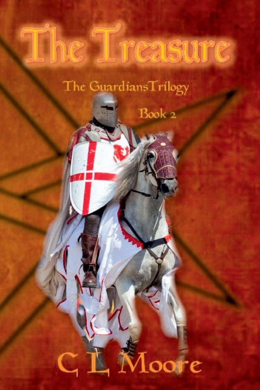 C L Moore The Treasure - Book 2 - The Guardians Trilogy
