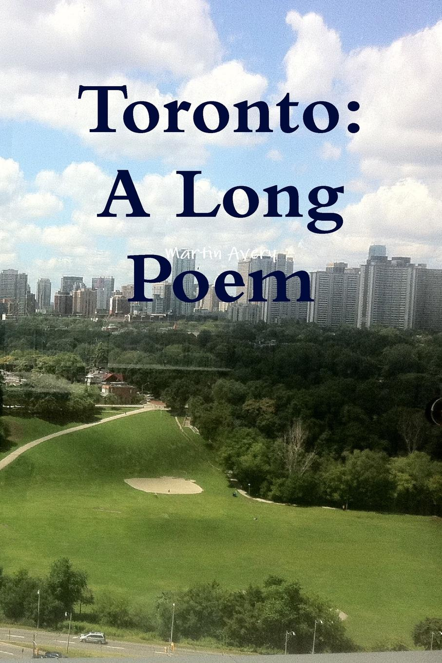 Martin Avery Toronto. A Long Poem why i am a five percenter