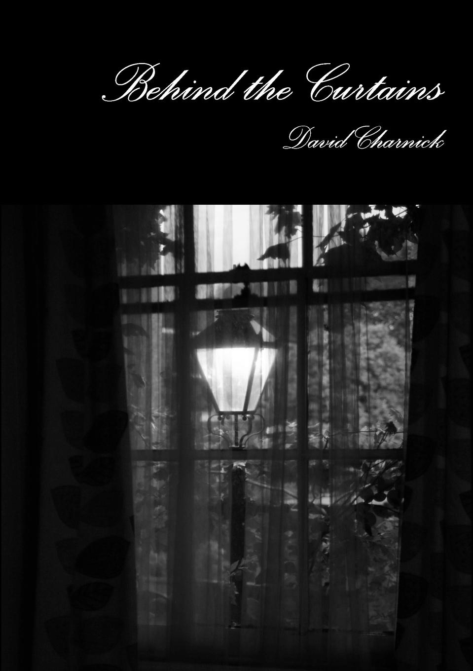 David Charnick Behind the Curtains robin talley what we left behind