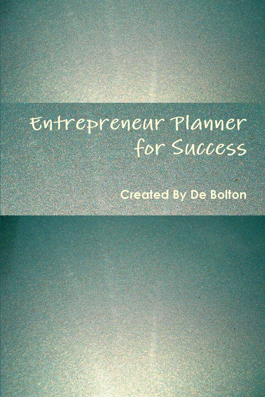 Entrepreneur Planner for Success •	Execute Your Business Goals with Energy•	Daily Marketing...