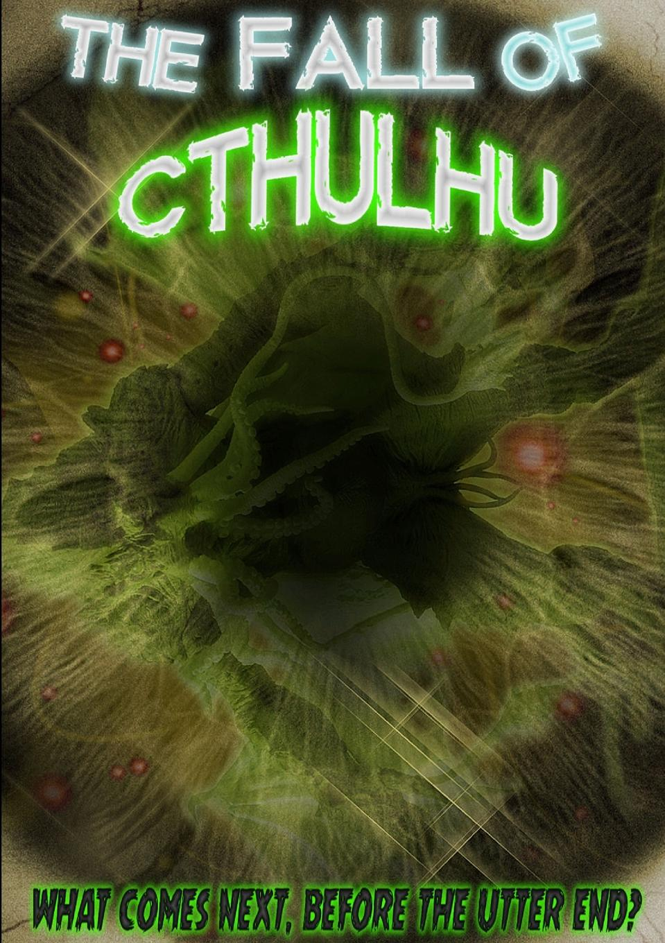 Horrified Press The Fall of Cthulhu rob bell drops like stars a few thoughts on creativity and suffering
