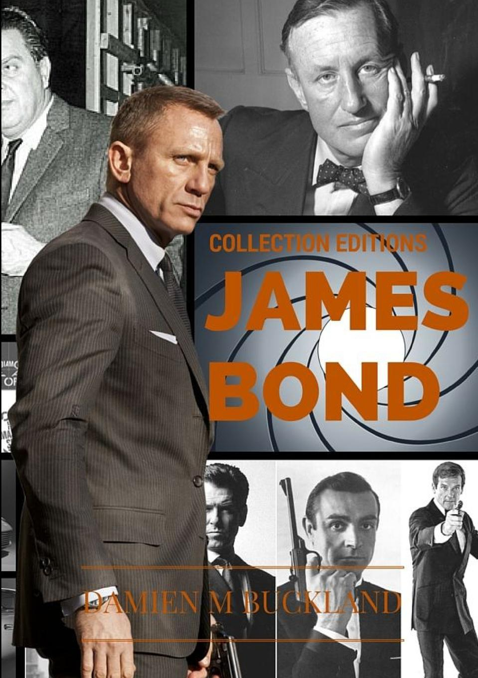 Damien Buckland Collection Editions James Bond bond by design the art of the james bond films